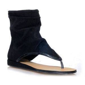 Sandal Boots and Ankle Cuff Sandals