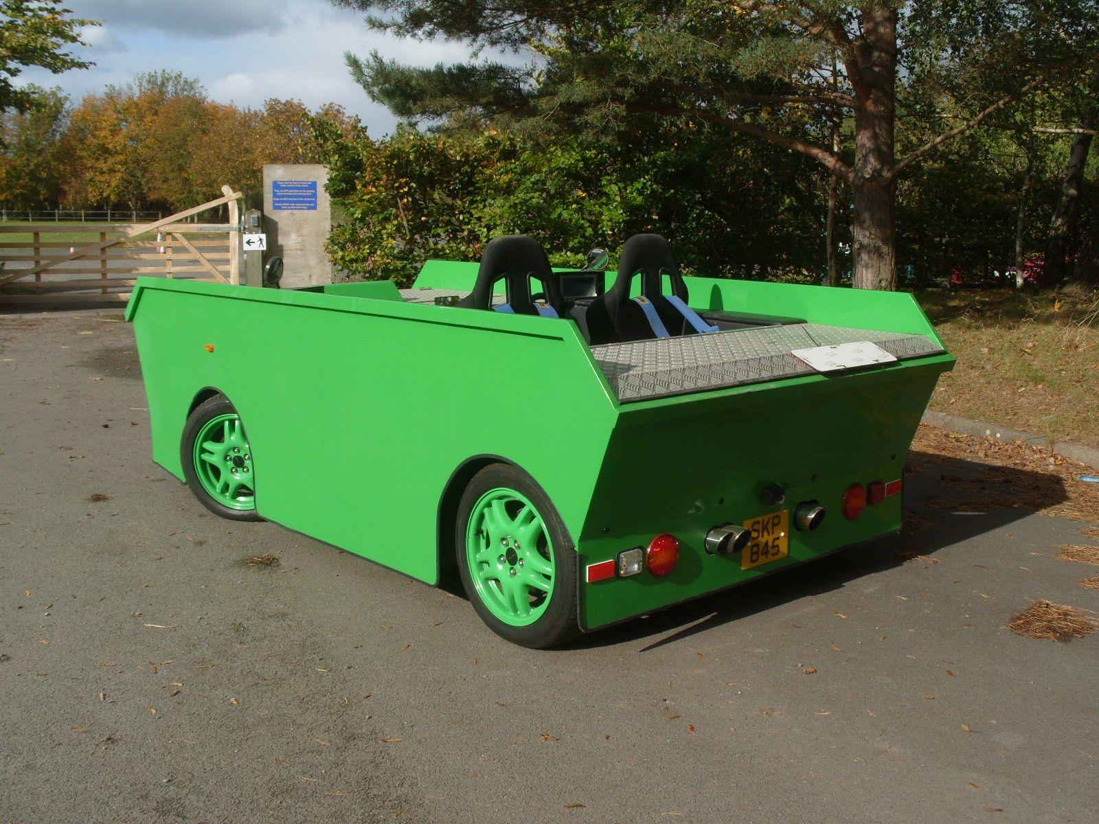Skip Car Skip Lorry Skip Wagon Skip Loader Hookloader Waste Grab Recycle Builder   eBay