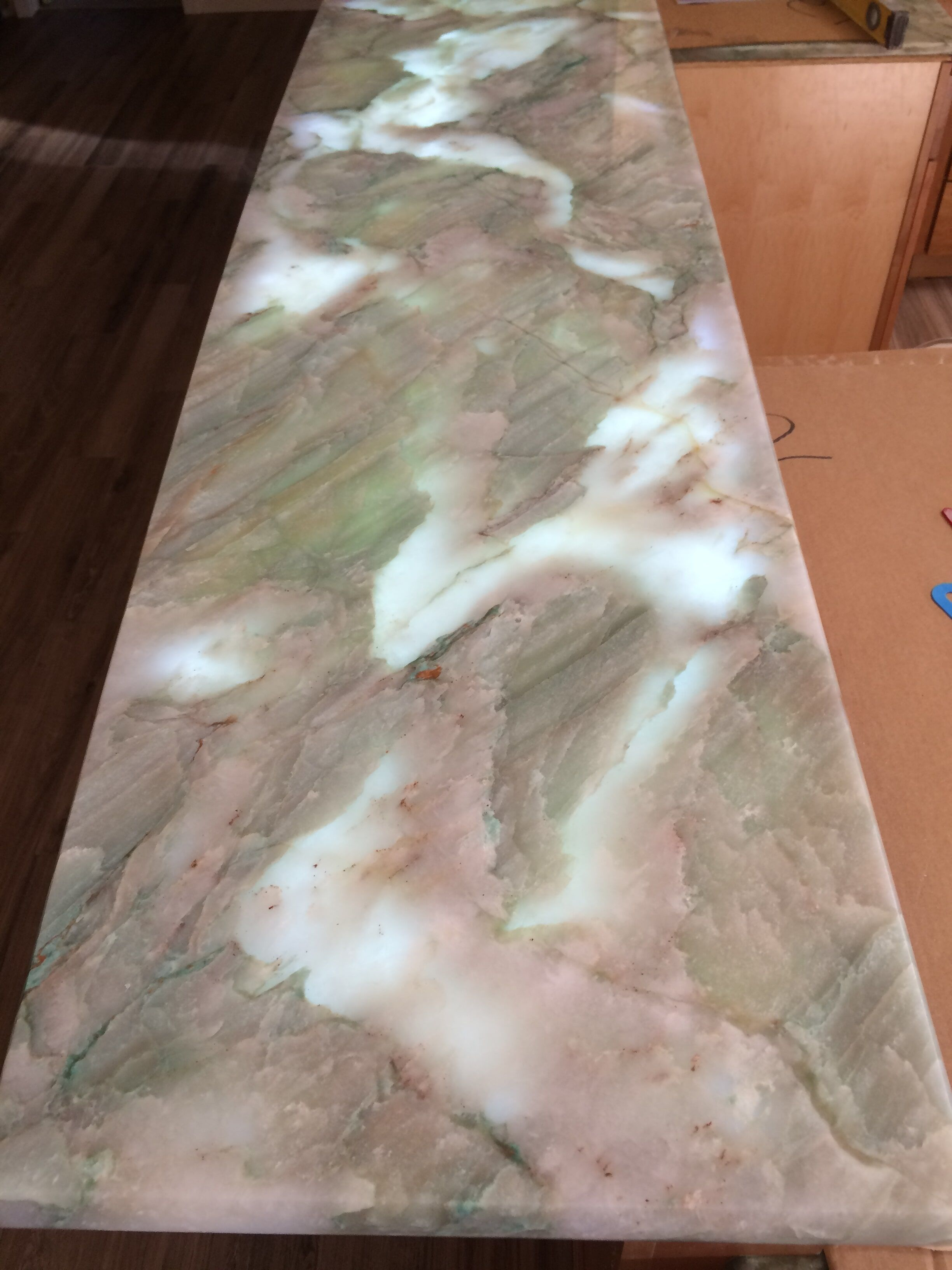 Lighted Stone   Granite Countertops In Fresno, CA