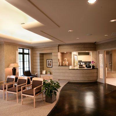 financial office designs | ... Dental Office Interior Design ...