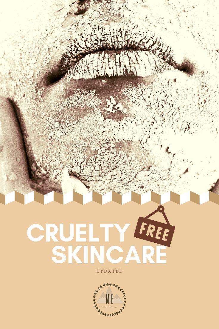 Starter cruelty free skin care for dry