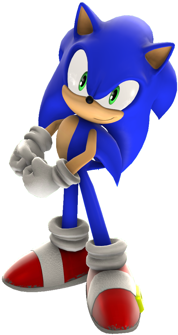 Sonic Adventure Dx Sonic Render By Nikfan01 Sonic Sonic The Hedgehog Sonic Adventure