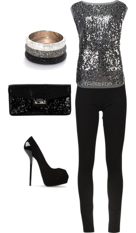 outfit ideas for christmas party