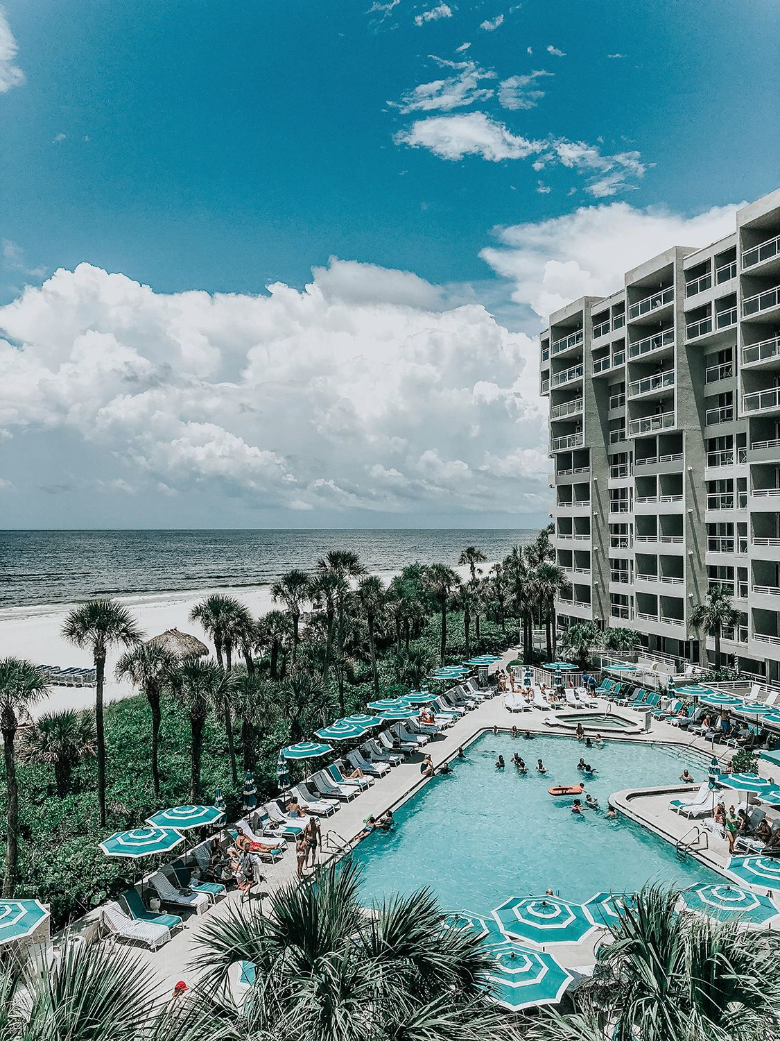 The Resort At Longboat Key Club With
