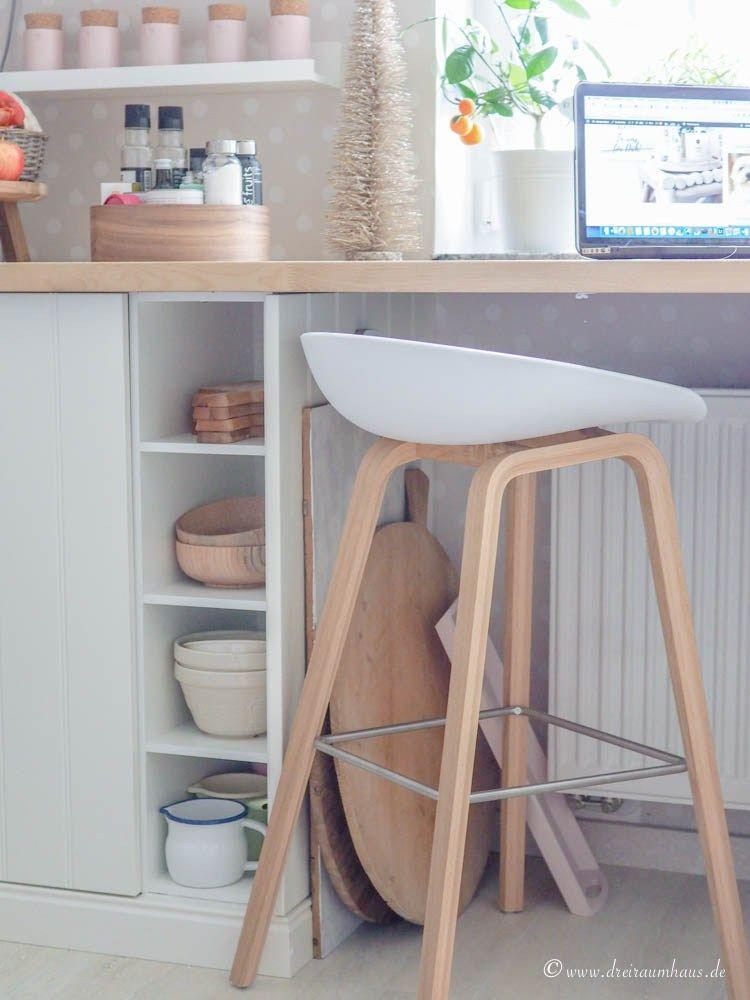 Die Küchenplanung meiner IKEA Hittarp Küche - Gemütlichkeit  DIY - küche ikea landhaus