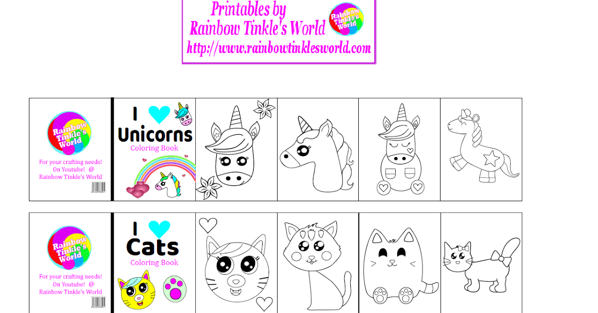 - Free Printable Miniature Coloring Books. Coloring Books, Happy Planner  Printable Stickers, Barbie Books