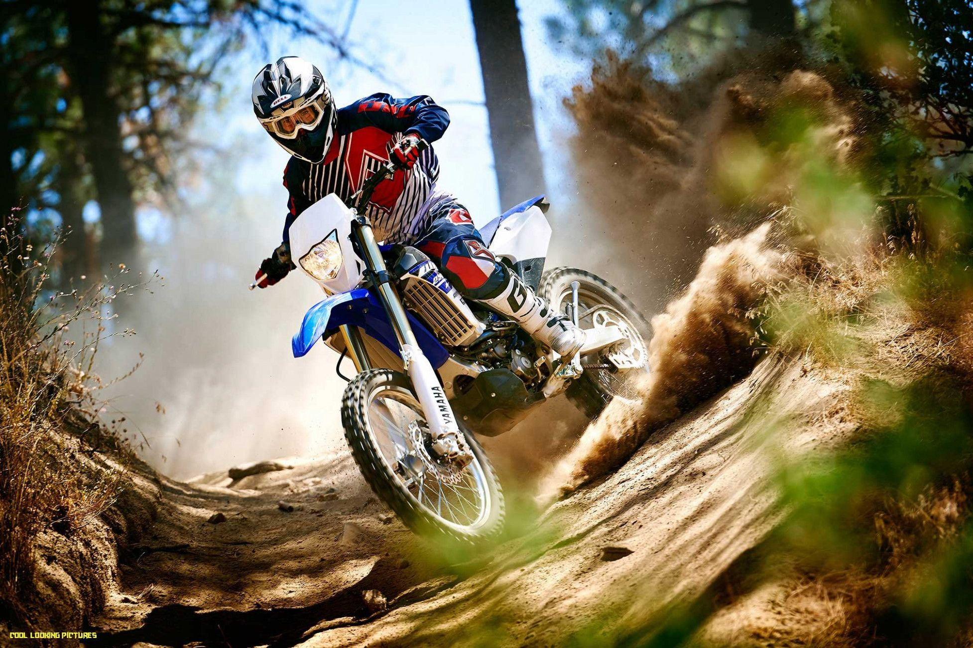 Dirt Bike Backgrounds cool looking