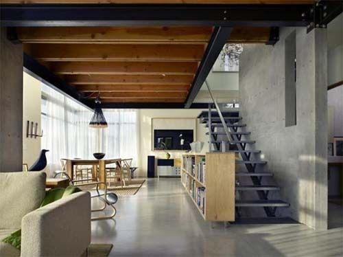 Interior Design-Live-Work Residence, Modern House Design by Studio ...