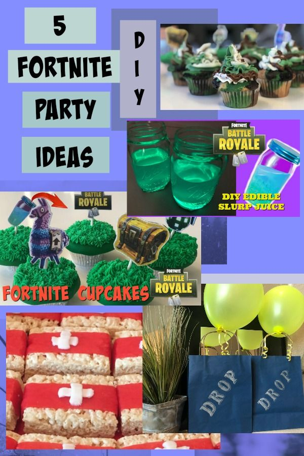 Diy Fortnite Birthday Party Ideas Fortnite Aimbot Only