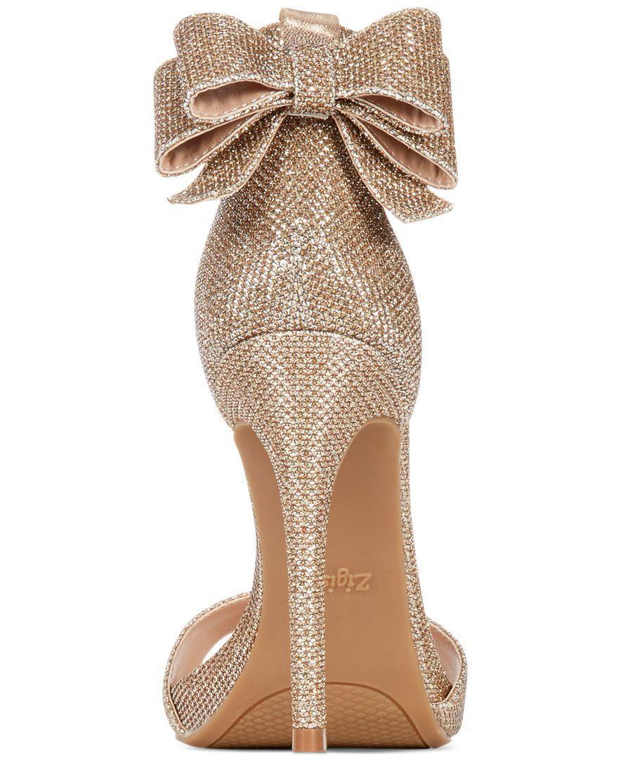 ZiGi Soho Remi Two-Piece Dress Sandals - Shoes - Macy's