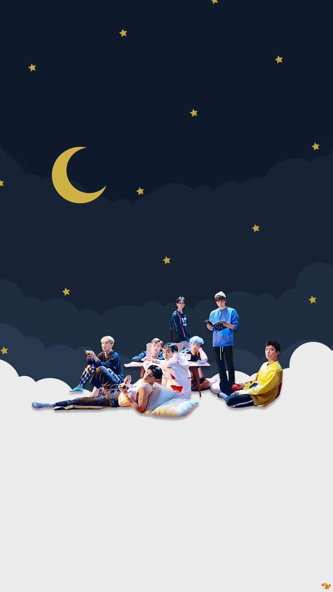 iphone wallpapers exo exo chanyeol life kpop celebrities originals backgrounds war