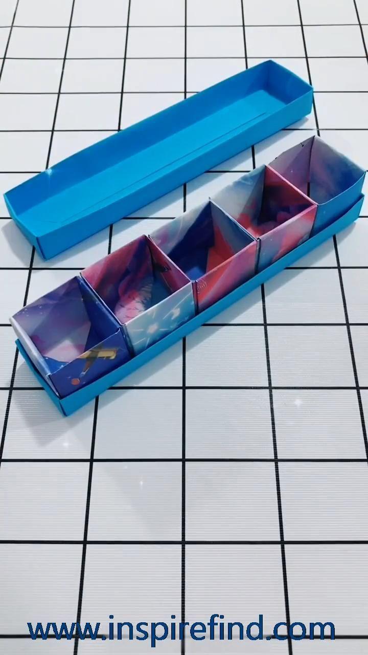 Diy storage box! �