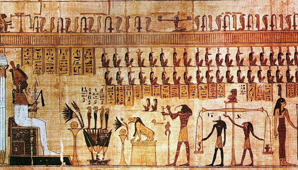 Die Wichtigsten Graber Im Tal Der Konige Egypt Egyptian Ancient Egyptian
