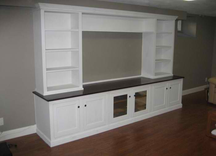 Diy Wall Unit Idea Built In Wall Units Diy Wall Unit Built In
