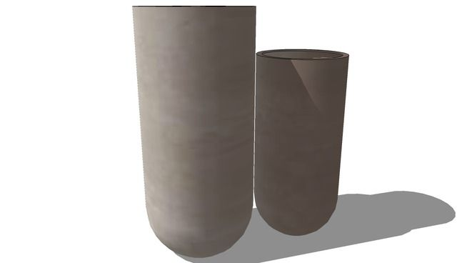 2 jarres Nusa, Maisons du monde. Réf: 117.432 Prix: 149 € - 3D Warehouse