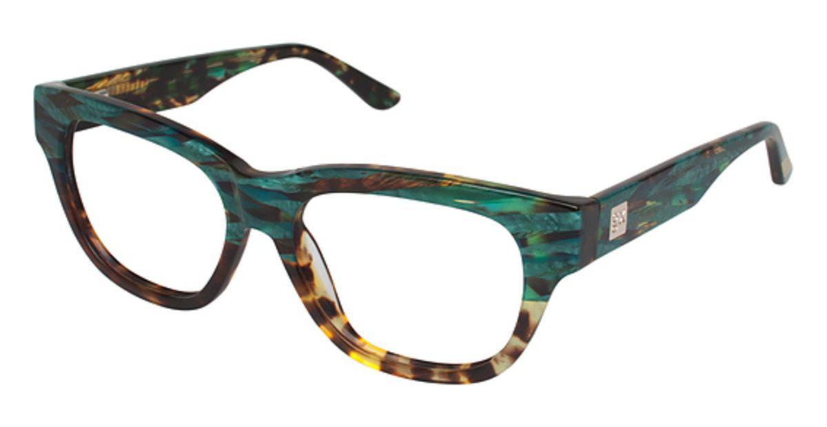 36ef28ea42e gx by GWEN STEFANI GX006 Eyeglasses Frames