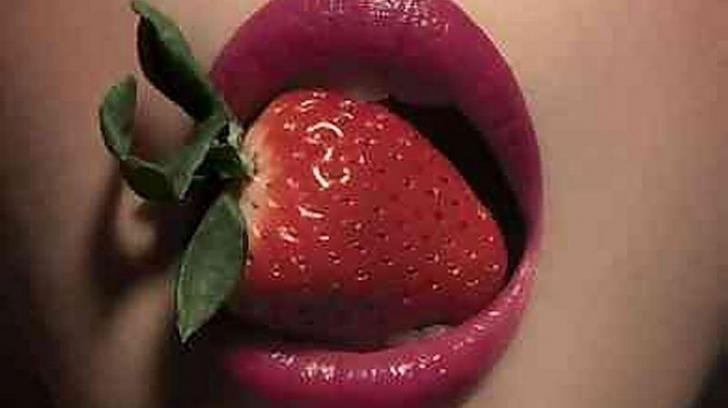Pin By Pinterest Friend No Pin Limits On Red Lipss Strawberry