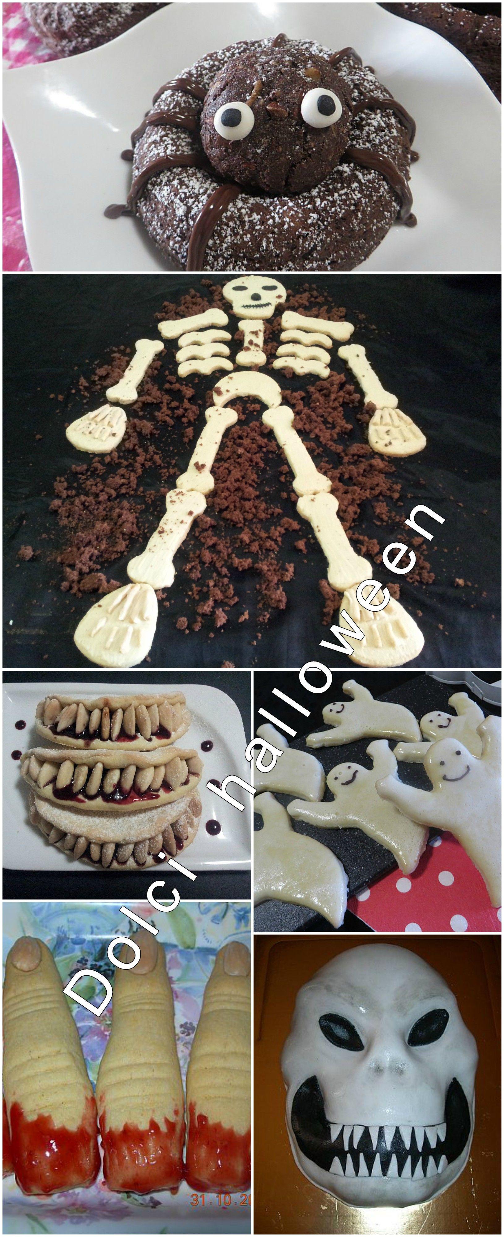 Ricette Halloween Ricetta Ricette, Ricetta halloween