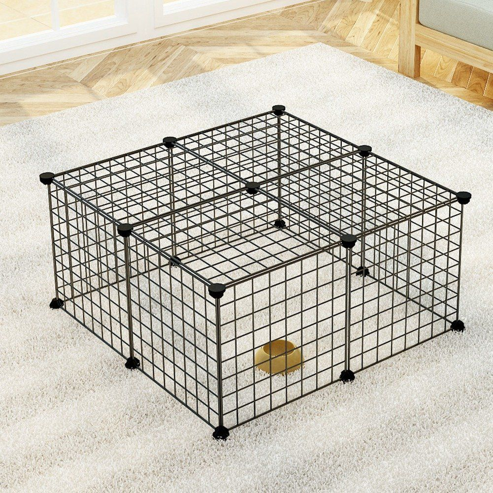JYYG Pet Playpen Guinea Pig Cage Small Animal Cage Dog