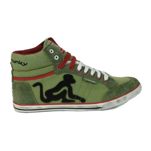 Scarpe Drunknmunky Boston Vintage Uomo Alte Sneaker ffb7296bee9