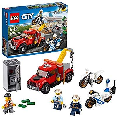 En Camión Grúa Problemas60137Amazon Lego esJuguetes City Y EH9D2I