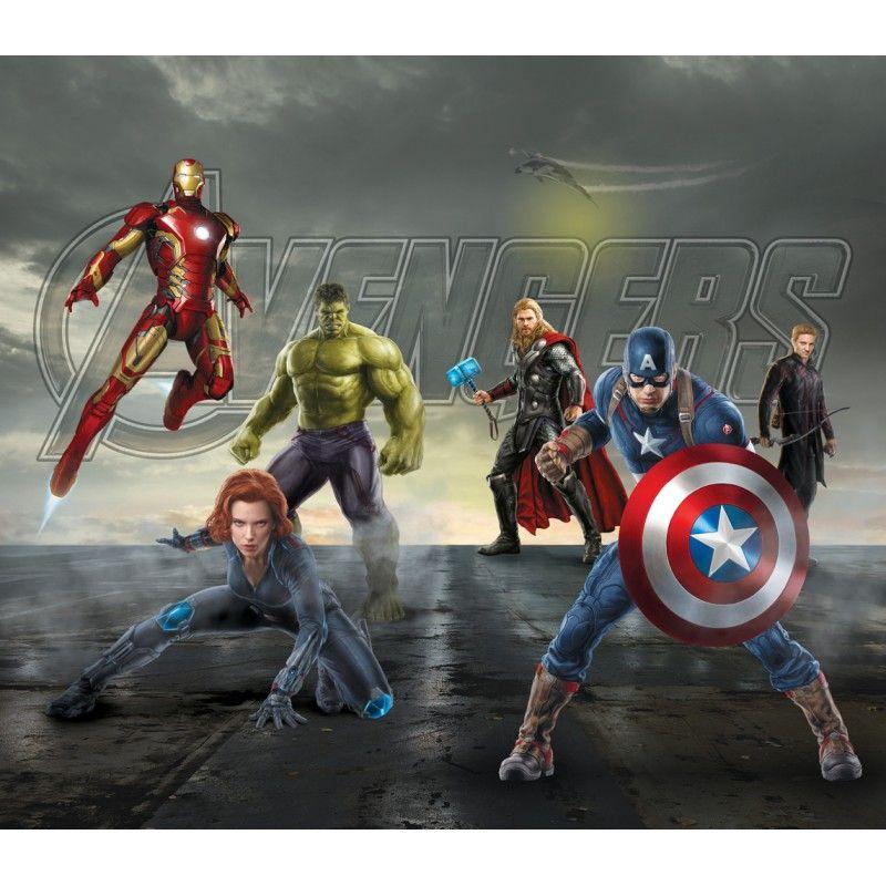 Szuper hősök gyerek függöny #függöny #lakástextil #lakberendezés #gyerekszoba #bosszúállók #szuperhősök