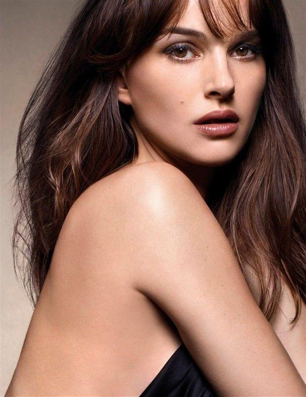 Natalie Portman for Dior---the perfect makeup look