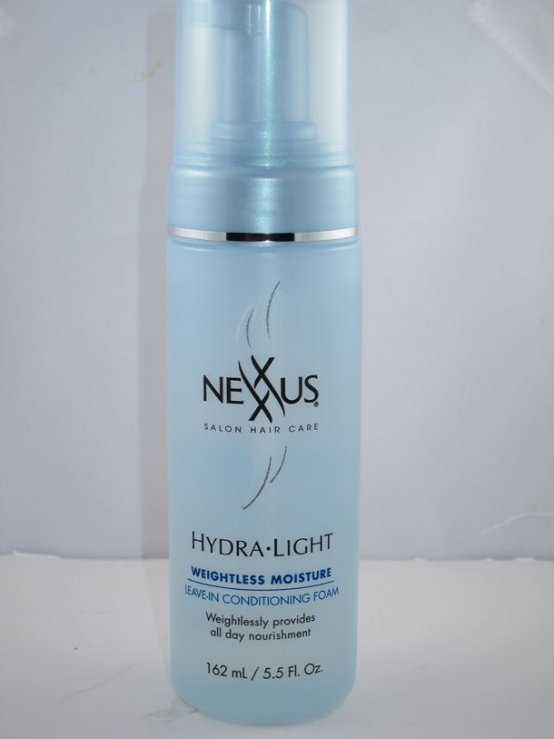 nexxus hydra light reviews