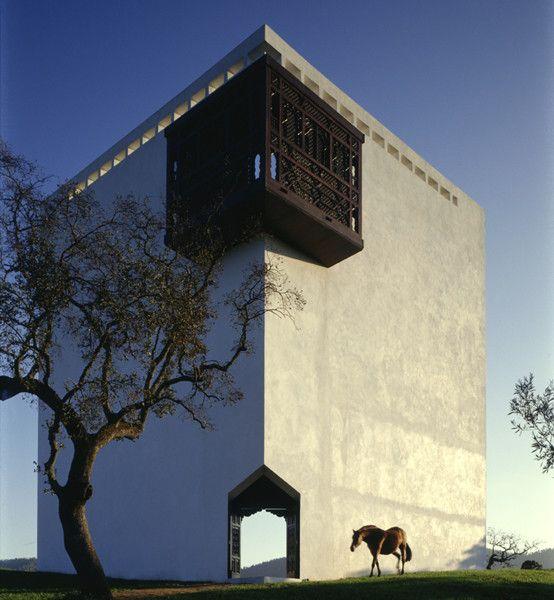 Casa de Retiro Espiritual  Seville, Spain  Emilio Ambasz & Associates  Design: 1975  Construction: 2004