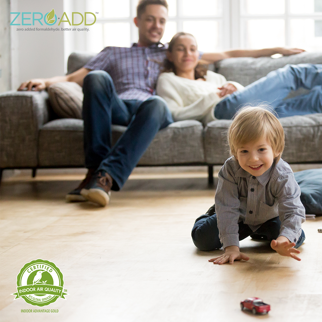 When It Comes To The Air You Breathe The Less Formaldehyde The Better Our Proprietary Zero Add Technology Eliminates The Flooring Nasal Allergies Emissions