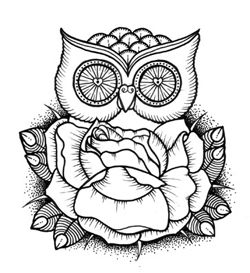 suicide room coloring pages - photo#50