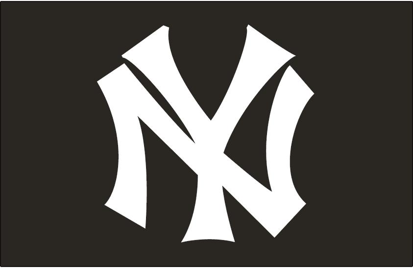 New York Yankees Cap Logo In 2020 New York Yankees Yankees Mlb Wallpaper