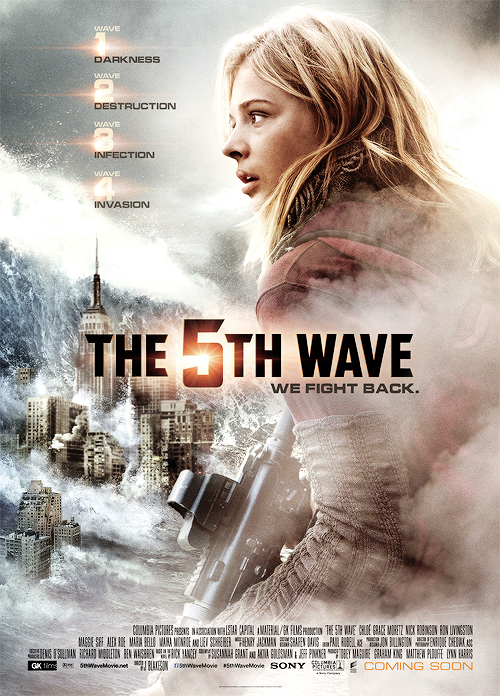 New 'The 5th Wave' Poster