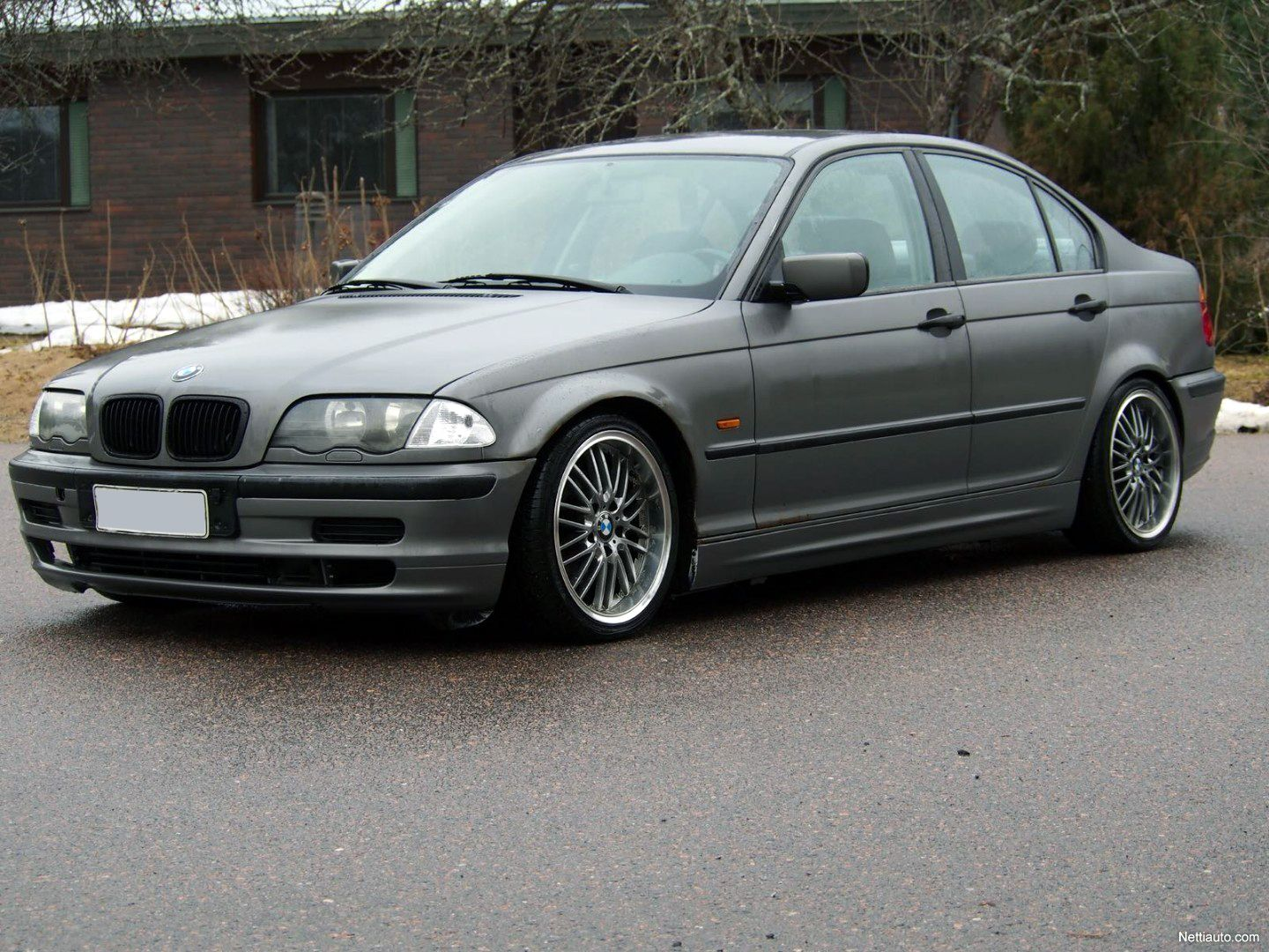1999 Bmw 316i  E46   With Images