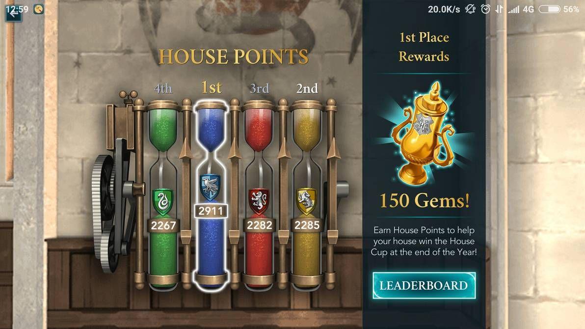 Too Much House Points By Https Www Deviantart Com Cyanidairysentinel On Deviantart Hogwarts Mystery Hogwarts Games House