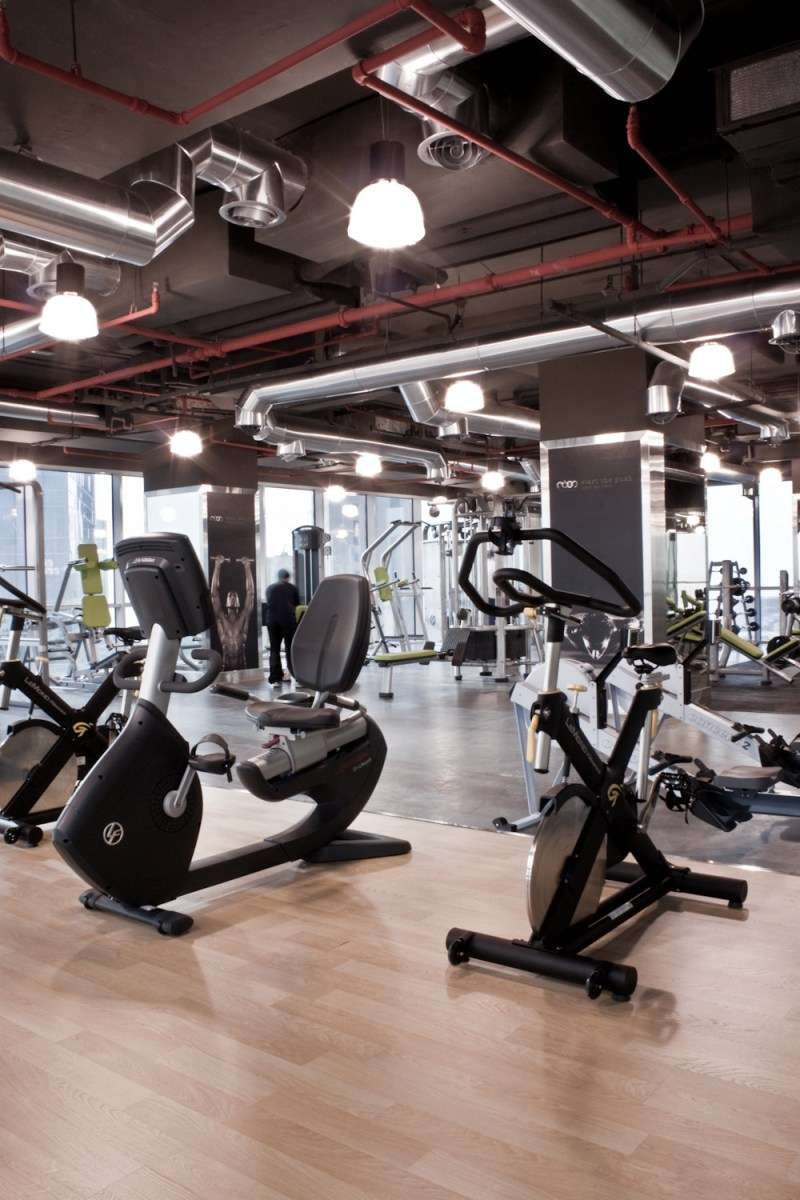 Gym Interior, Home Gym Design