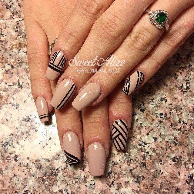 Natural Acrylic Nails Tumblr Google Search