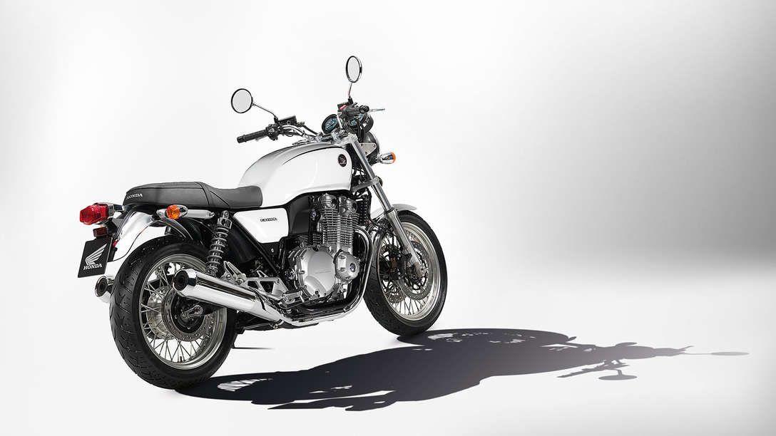 Honda CB1100 EX Street Special Studio Rear 3 4