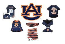 Auburn Tigers NCAA Pet Dog sports fan clothing for pets licensed Jersey Shirt...  | eBay