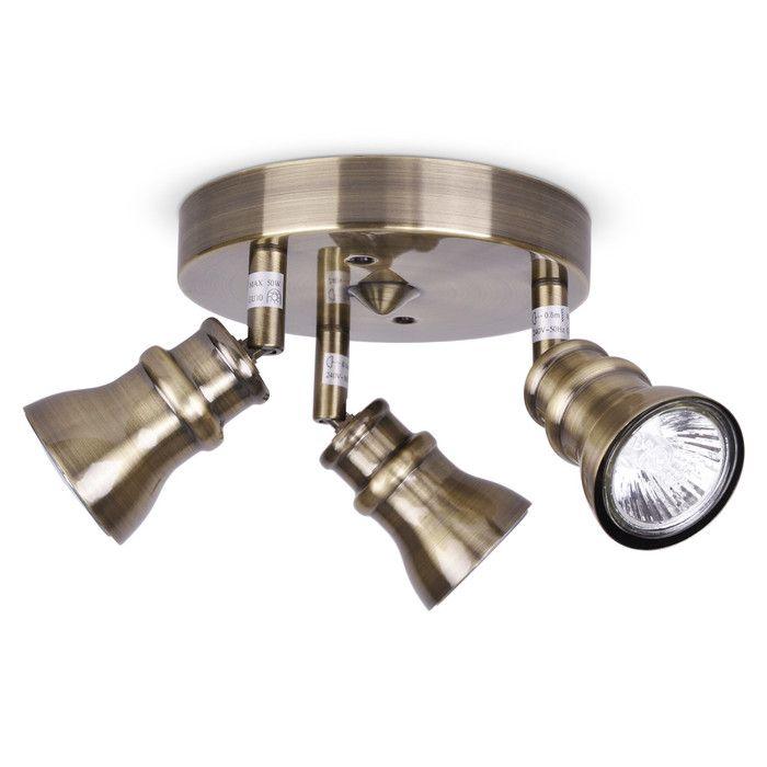 Minisun Round  Light Ceiling Spotlight Reviews Wayfair Co Uk