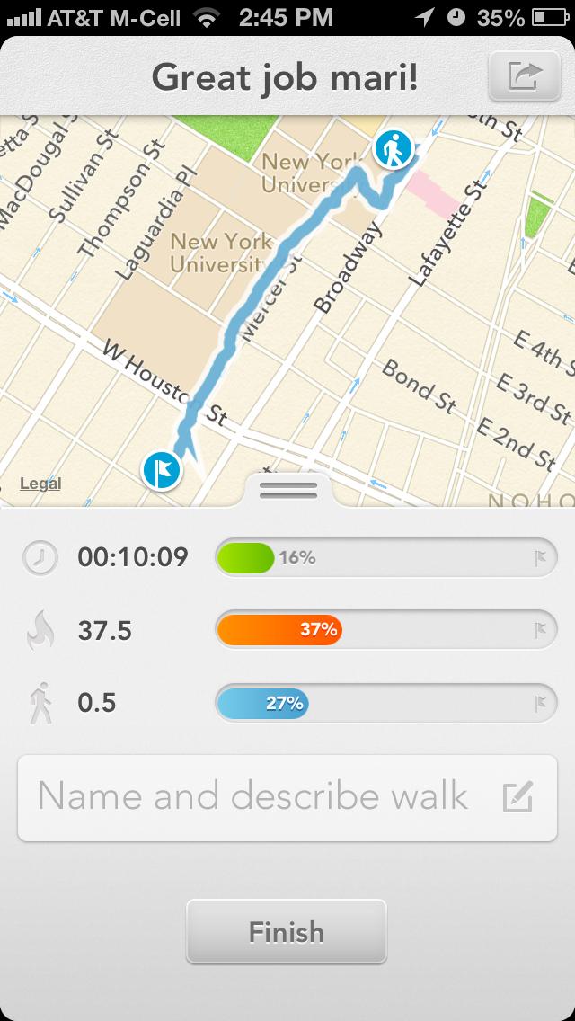 Stats Screenshots Mobile Patterns