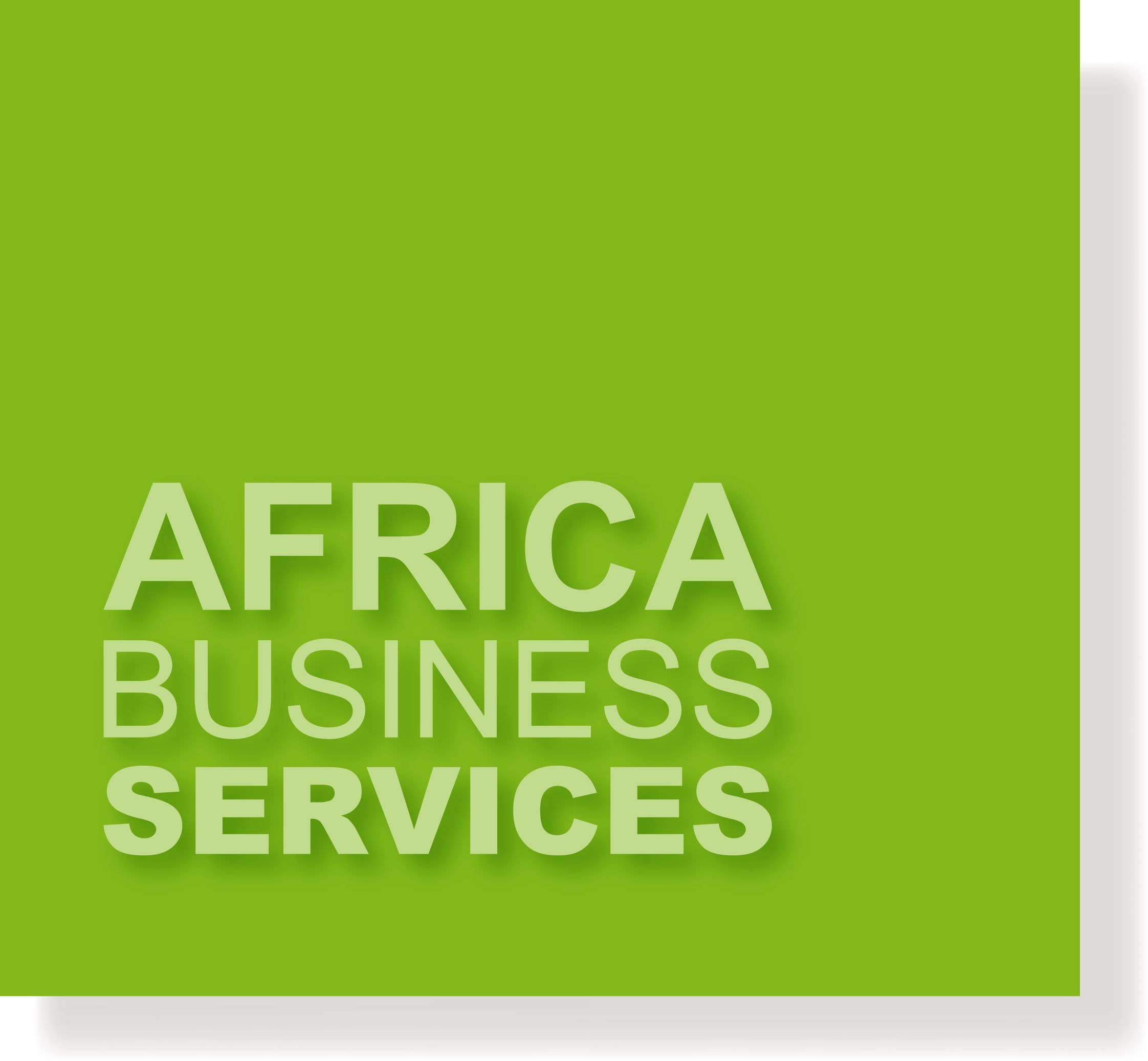 Africa business services business credit card home