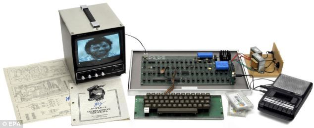 Is this the world's most expensive home computer? Rare