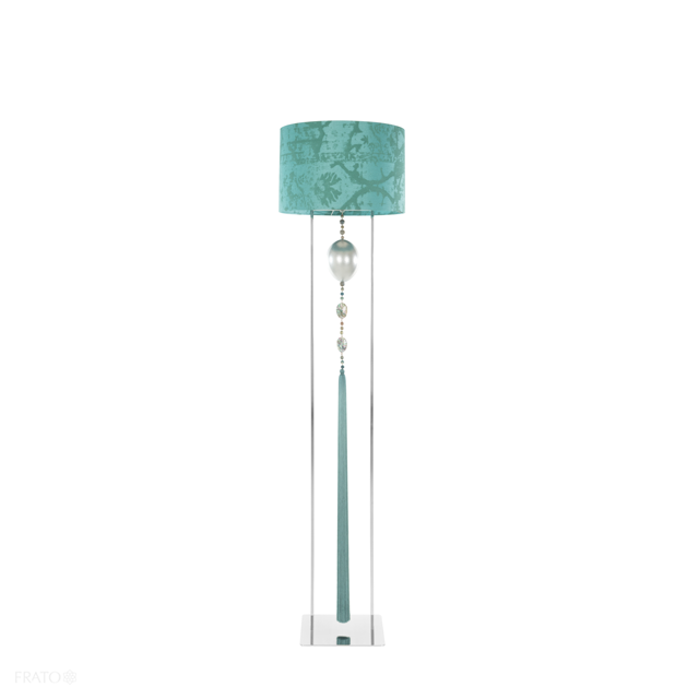Accra Floor Lamp Frato Cares About Every Detail To