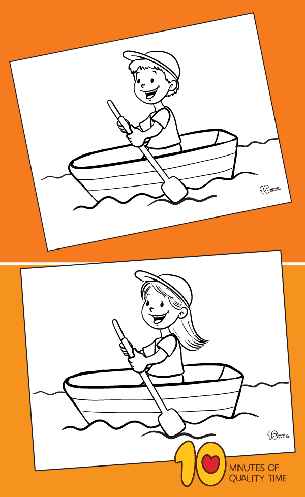 Rowing Boat Colouring Pages Penguin Coloring Pages Boat Crafts Dolphin Coloring Pages