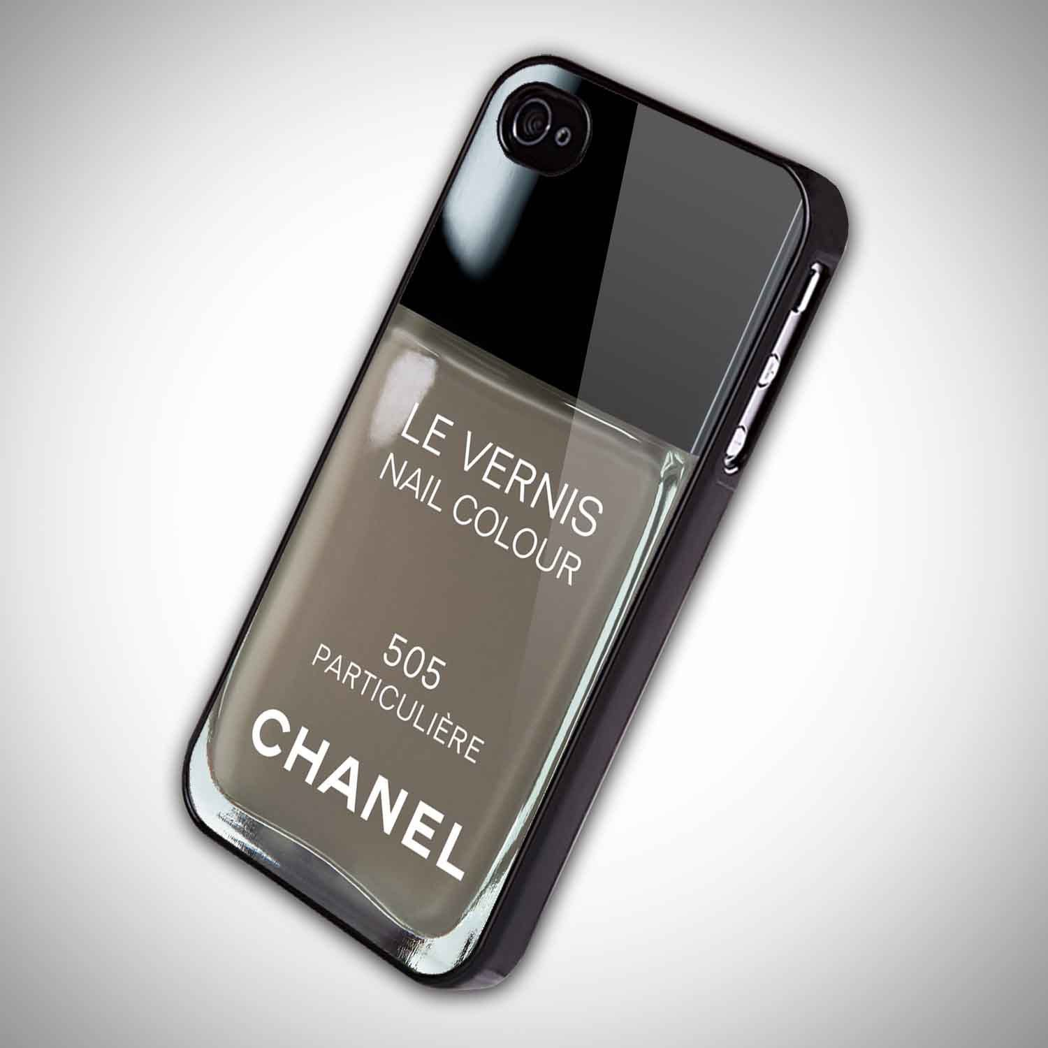Chanel Nail Polish Particuliere iPhone 5 Case   My Style   Pinterest ...