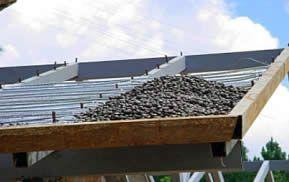 Techo ligero de concreto arquifavs pinterest for Como hacer un techo economico