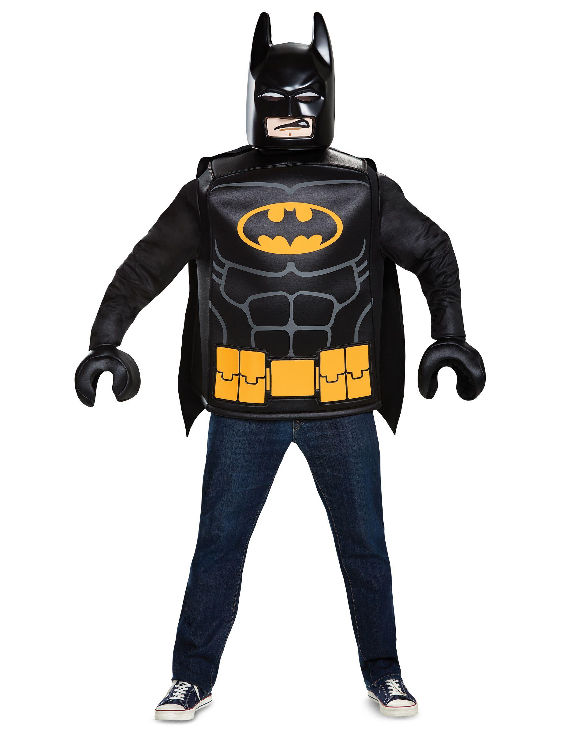 Costume da Batman Lego™ per adulto Questo travestimento