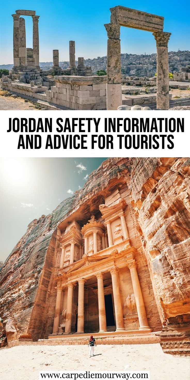 Is it Safe to Travel to Jordan in 2020 | Carpe Diem OUR Way Travel