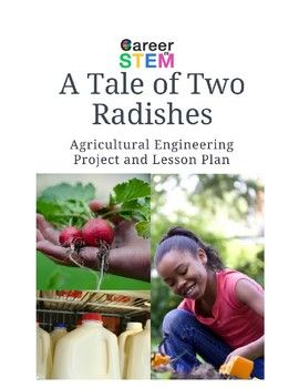 Agricultural Engineer Lesson & Project - engineer your own